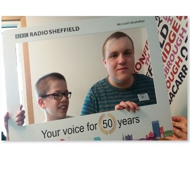 Sheffield Mencap - The Young People's Radio Project