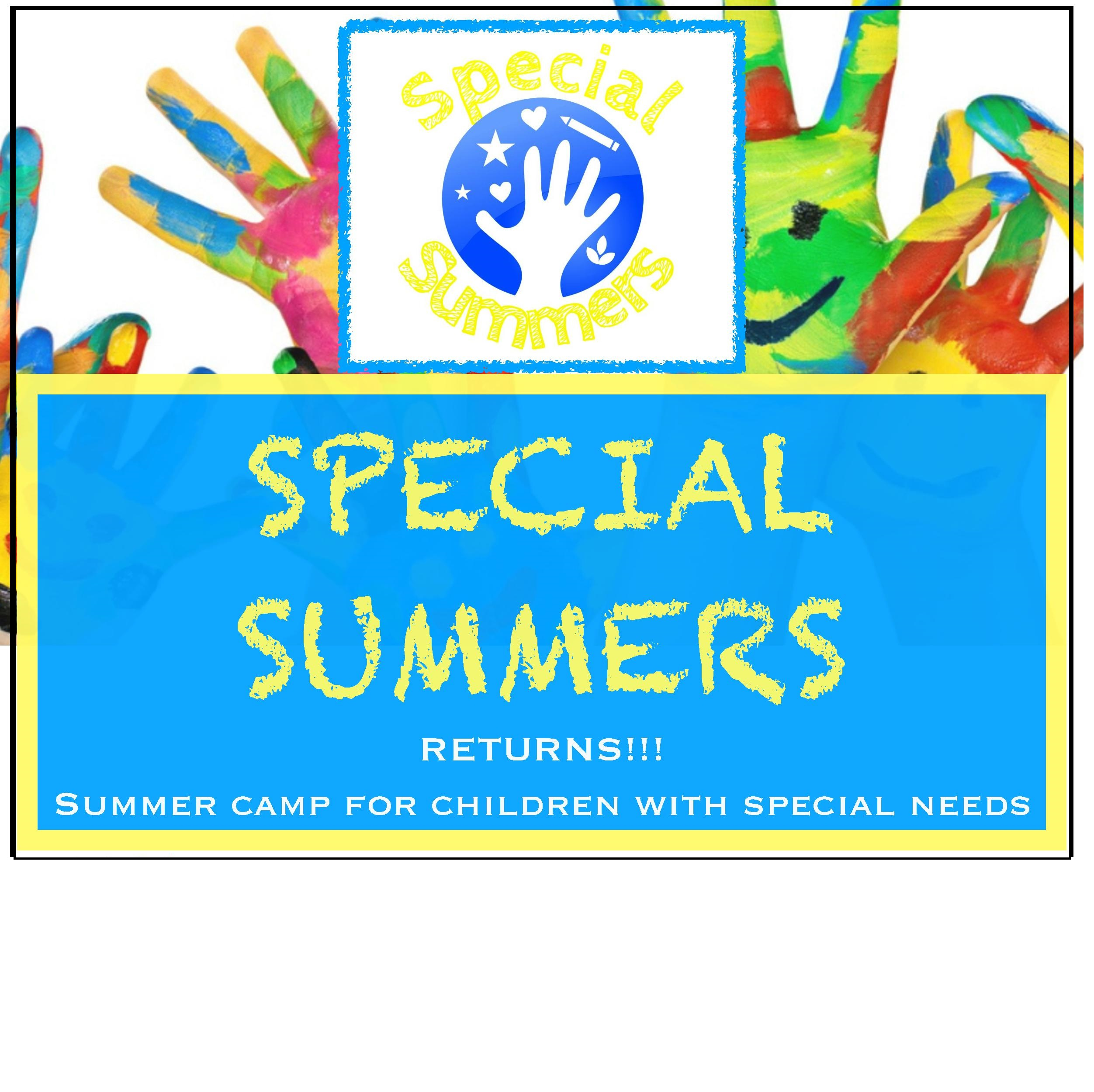 Summer Camp For Children With Special Needs